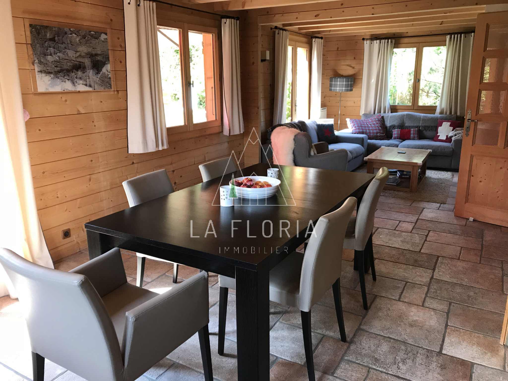 CHALET 5 CHAMBRES AUX HOUCHES