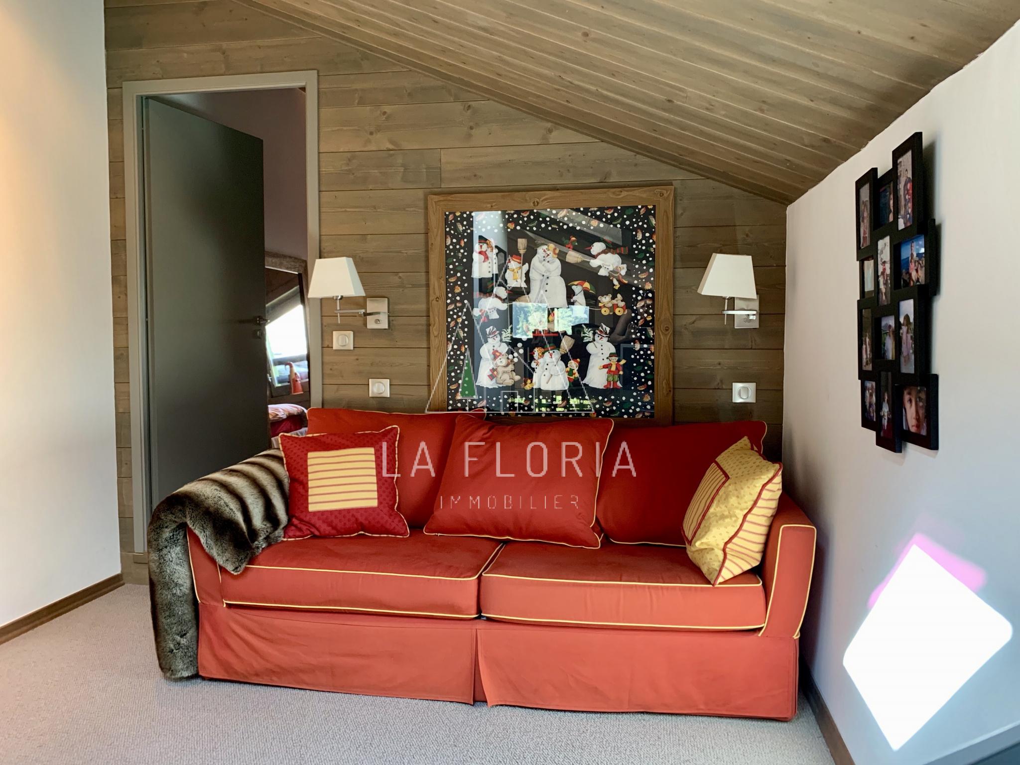 APPARTEMENT DUPLEX 110 m2, CHAMONIX LES PRAZ