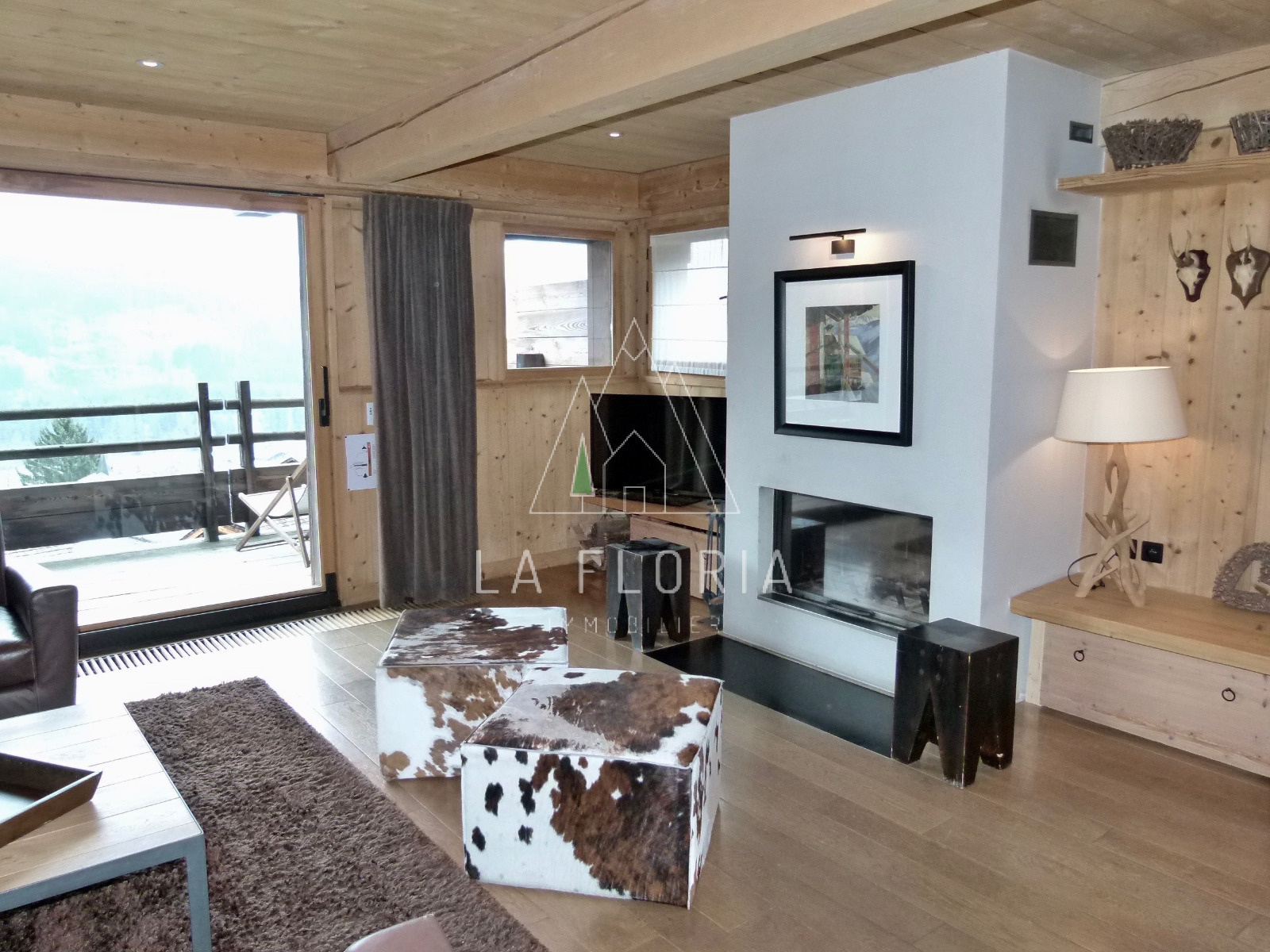CHALET 180 m2 IN A SUNNY SPOT, LES HOUCHES