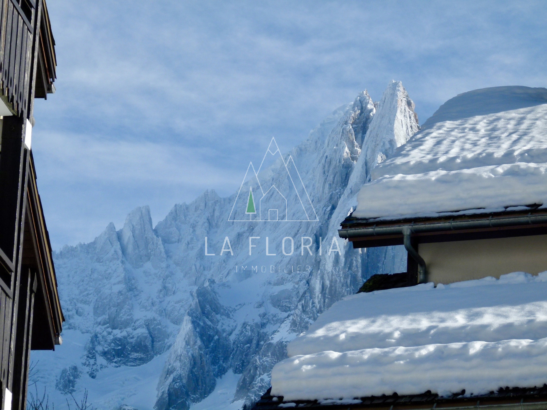ONE BEDROOM GARDEN FLAT IN SOUGHT AFTER RESIDENCE, CHAMONIX CENTER