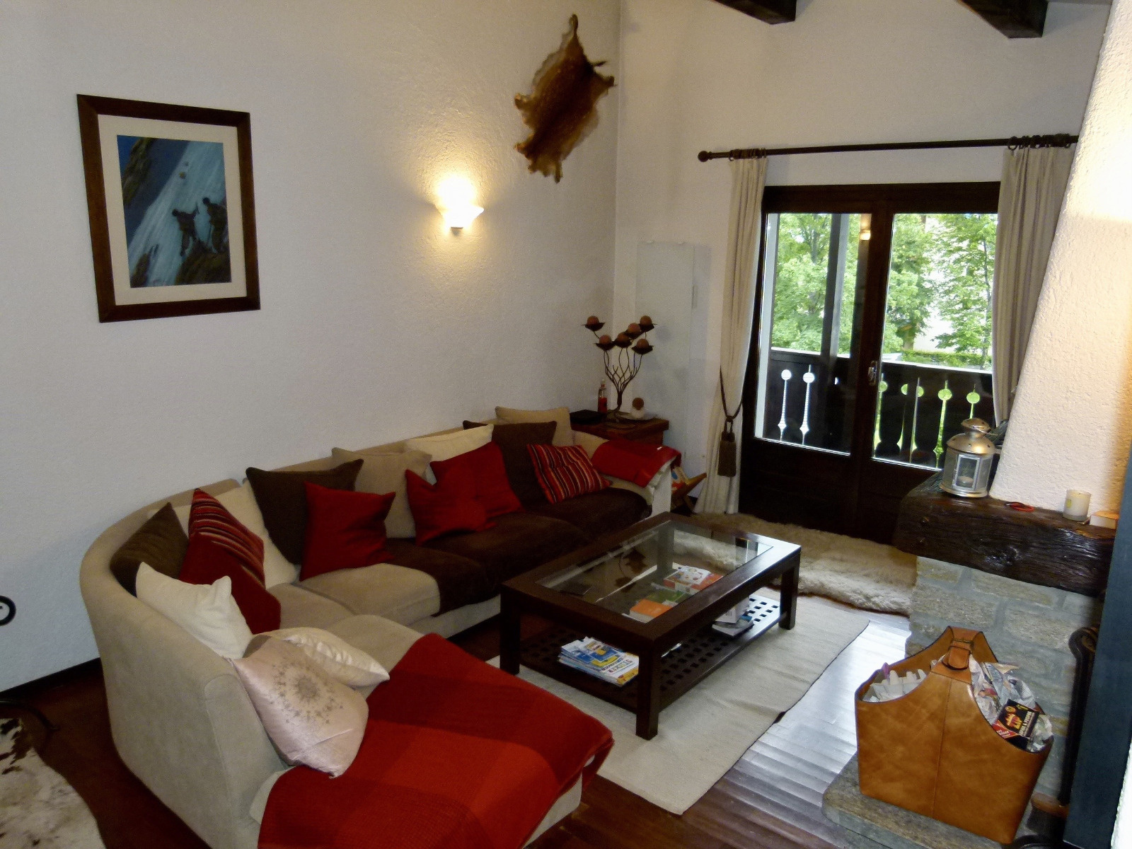 4 BED / 2 BATH  APARTMENT IN PRIME CHAMONIX
